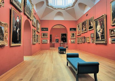 Survey of the Friends of Dulwich Picture Gallery