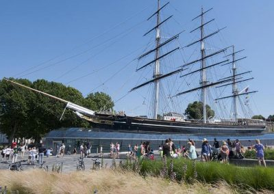 Visitor & non visitor research, Cutty Sark