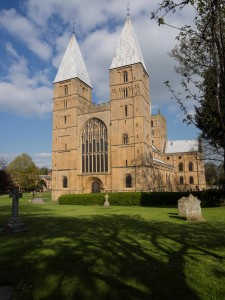 Leaves of Southwell, Southwell Minster