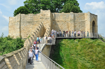 Lincoln Castle Revealed, Evaluation of the Delivery Phase