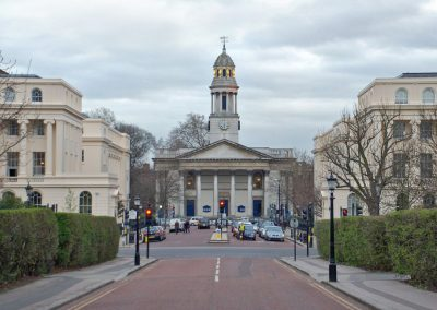 St. Marylebone Parish Church, Evaluation Framework and Implementation Plan