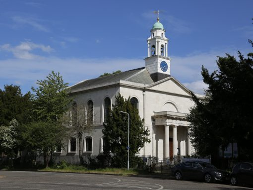 'Securing the future for St Mary's with Christ Church'